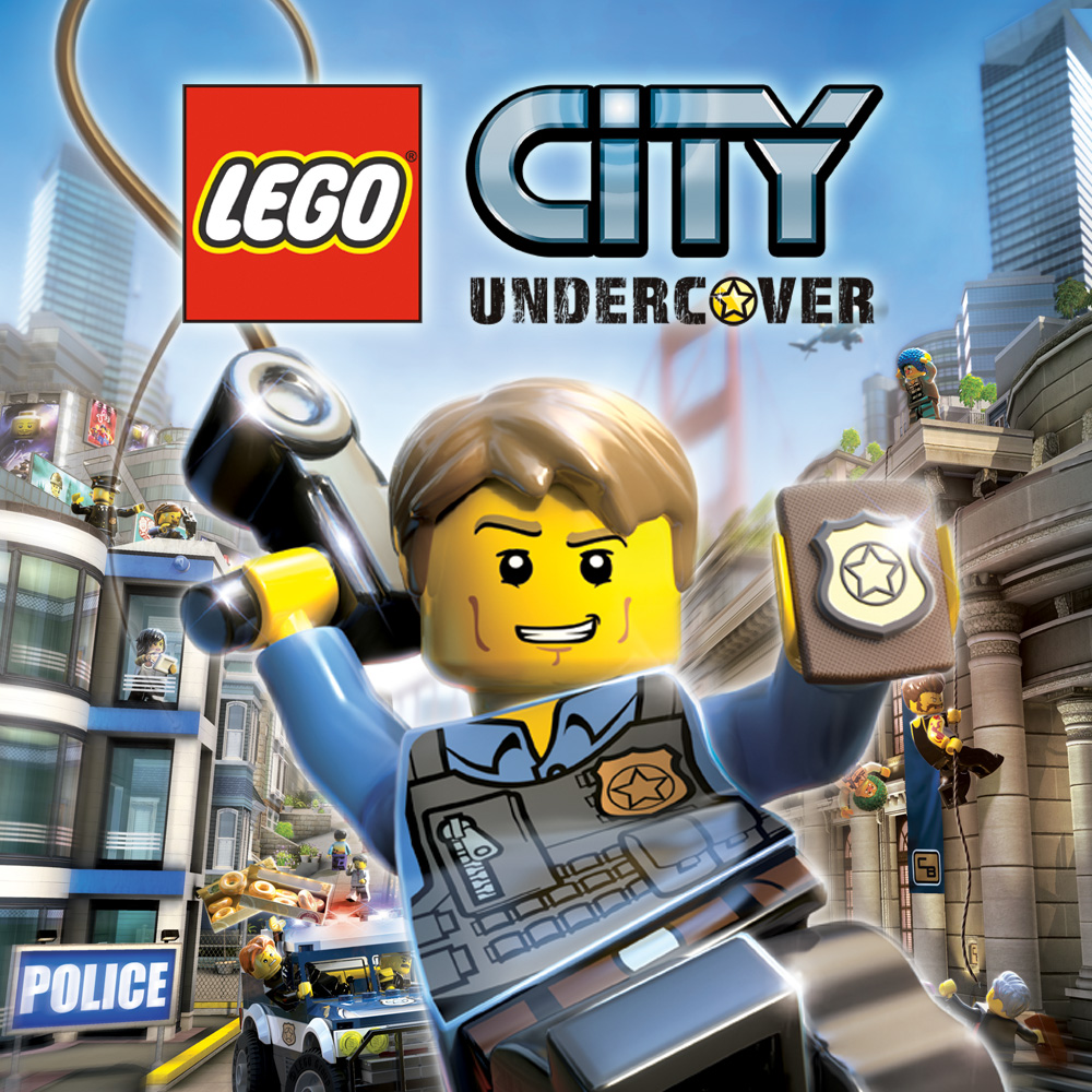 LEGO CITY: UNDERCOVER Playlist on YouTube
